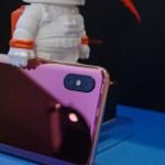 Trendy Techz Xiaomi Mi 8 UD unboxing images. Screen Fingerprint Xiaomi Mi 8