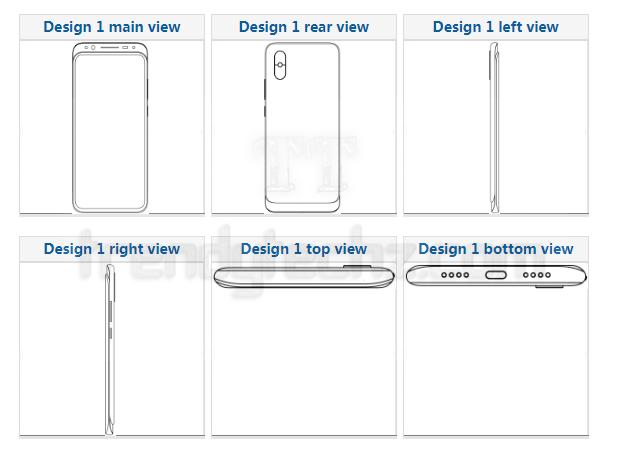 Trendy Techz Xiaomi Mi Mix 3 Design 1-1