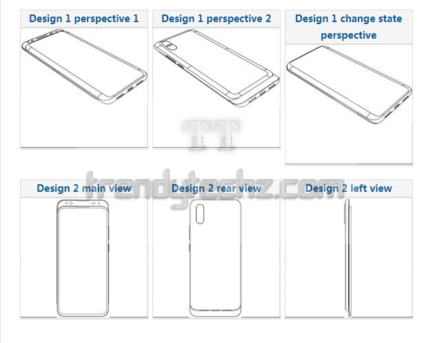 Trendy Techz Xiaomi Mi Mix 3 Design 2-1