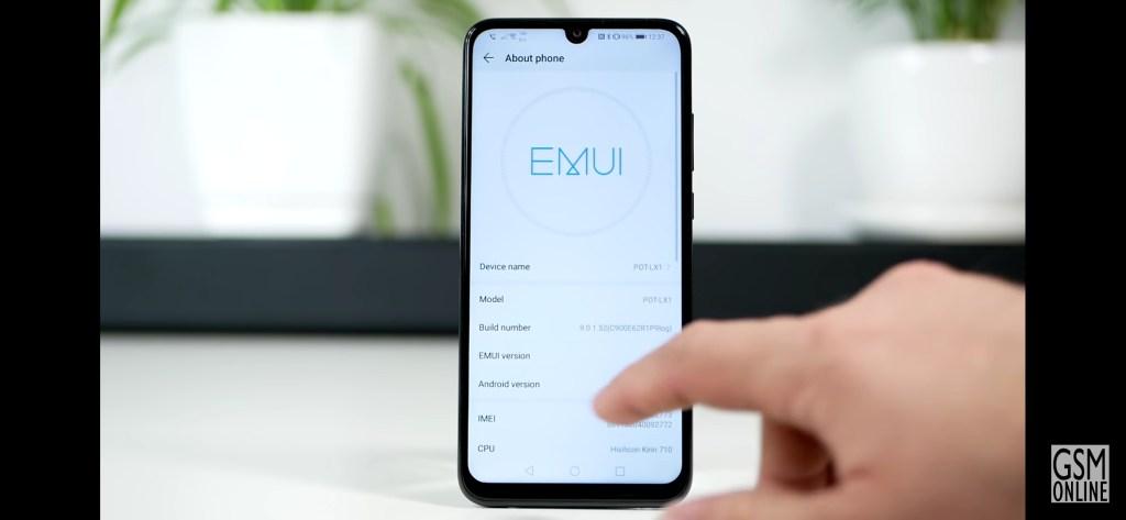 Trendy Techz Huawei P Smart 2019 screenshot via GSMonline.pl