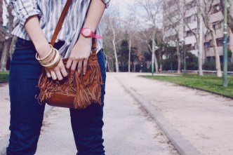 Look outfit Carmen Marta blog de moda lifestyle trendytwo trendy two gemelas alimentación vida sana sombrero 4