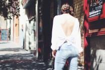 espalda al aire blog blogger girl gemela twin moda carmen marta gemelas fashion trendy two