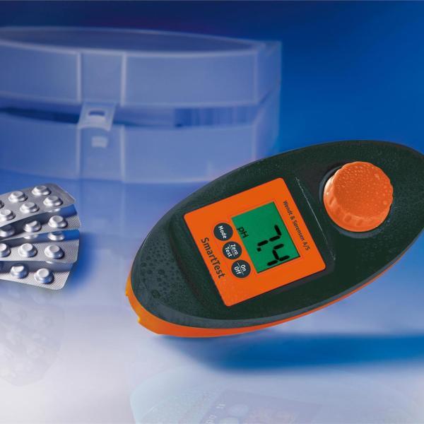 Scuba II SmartTest, Håndholdt Photometer