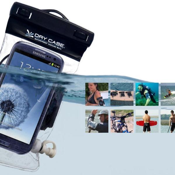 DryCase Phone - vanntett bag for mobil