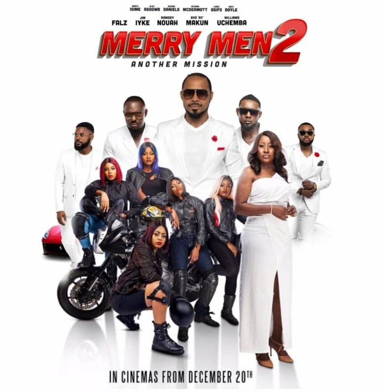 Merry Men 2 - MOVIE: Merry Men 2 – Another Mission (2019)