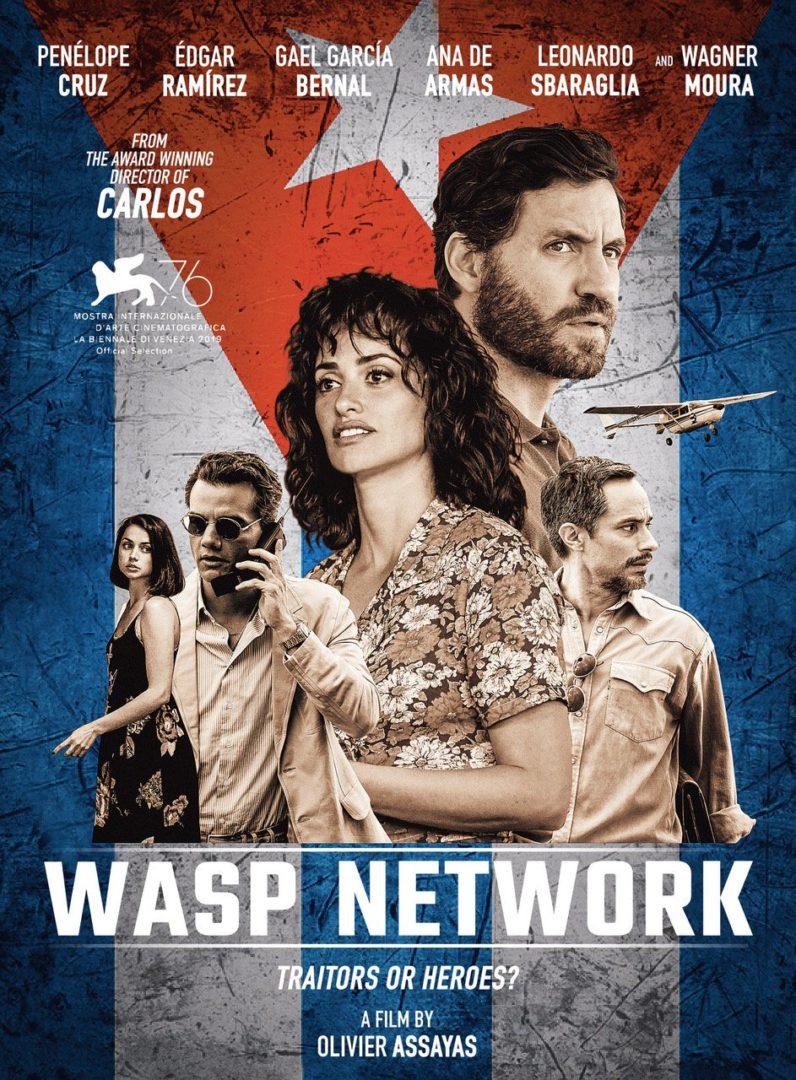Wasp Network 2019 - MOVIE: Wasp Network (2019)