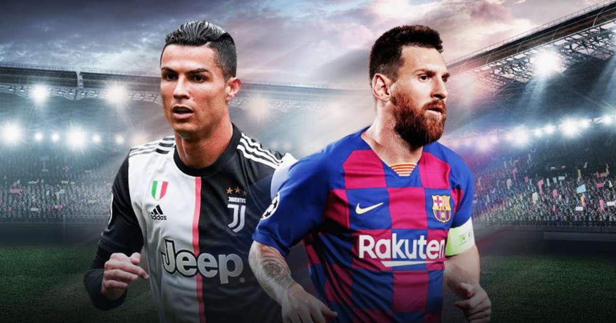 Cristiano Ronaldo Beat Lionel Messi In Ballon D'Or 2020 ...
