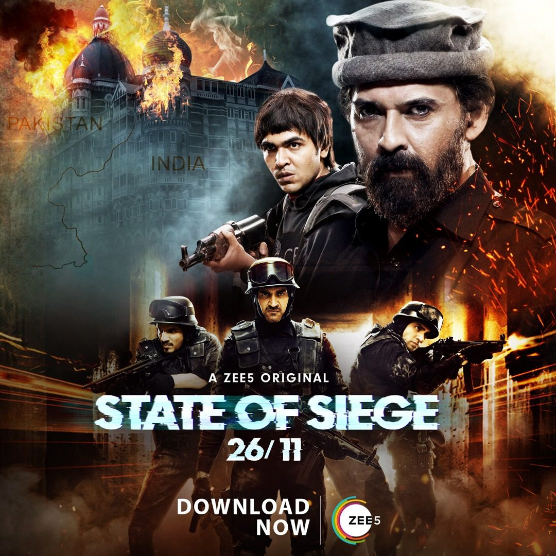 Movie State Of Siege: Temple Attack (2021)