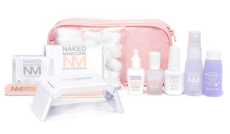 Naked Manicure Gelie-Cure