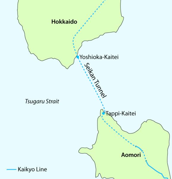 Tsugaru_Strait_with_Kaikyo_Line_and_stations