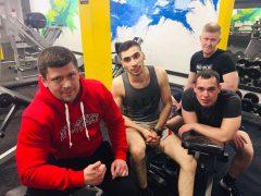 фото групповая тренировка в зале пермь