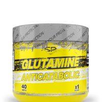 Глютамин в порошковой форме с натуральным вкусом, 400г