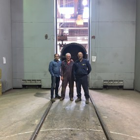 Trenergy Personnel in Facility