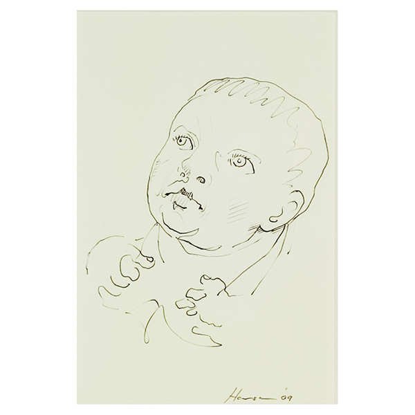 Innocence-Peter-Howson-Trent-Art