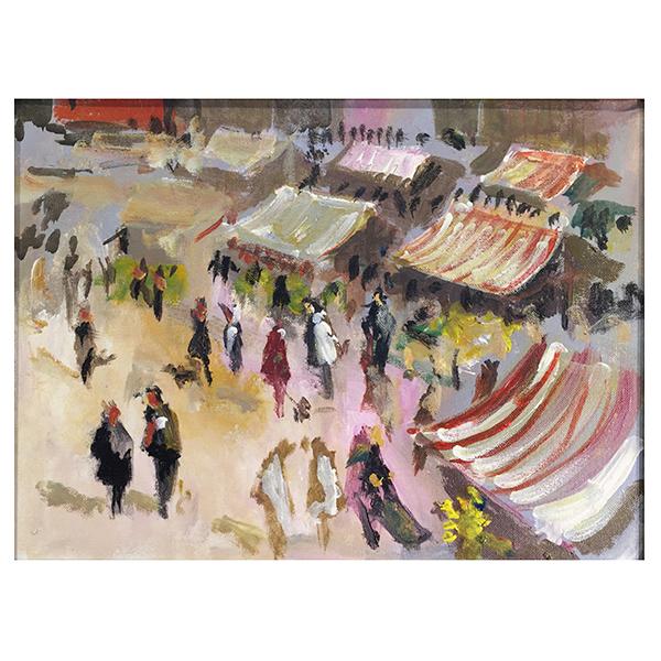 Leek-Market-Frederick-J-England-Trent-Art