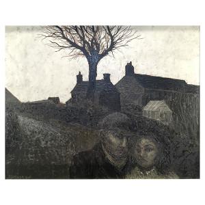 Mow-Cop-Landscape-and-Figures-Jack-Simcock-Trent-Art