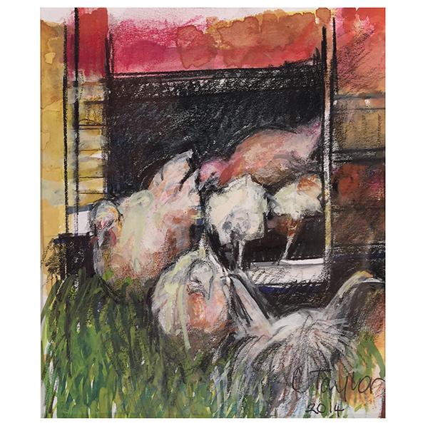 Poultry-Constance-Taylor-Trent-Art