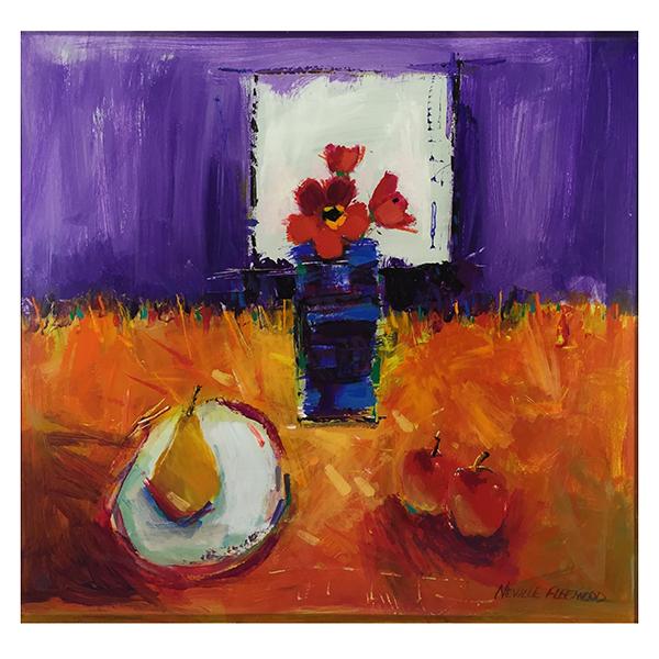 Two-Red-Apples-Neville-Fleetwood-Trent-Art