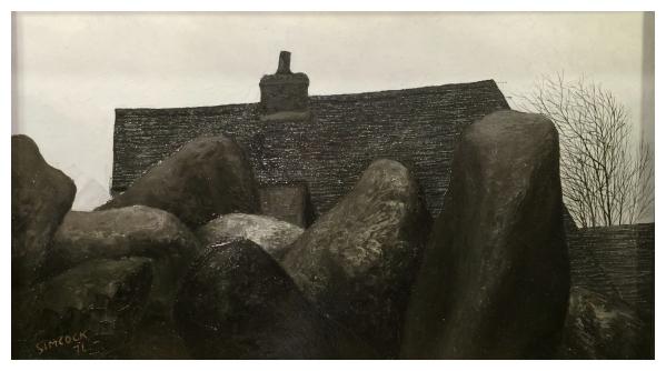 Rockside Cottage, Jack Simcock