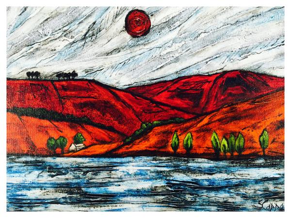 The Lake II, Steve Capper