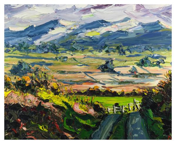 Towards Snowdon Alan Knight
