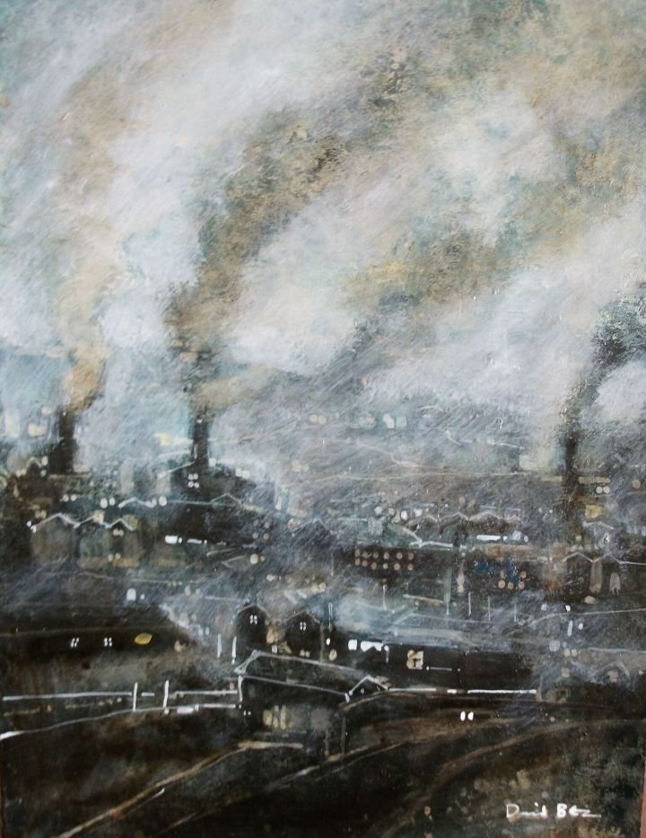 Heavy Smoke David Bez