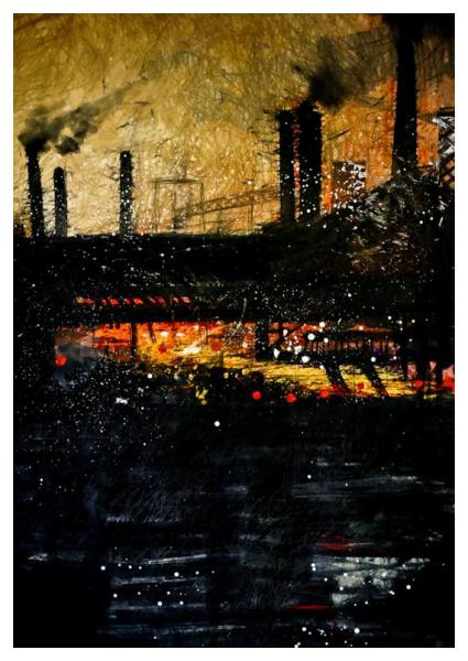 Shelton Bar, Ian Pearsall
