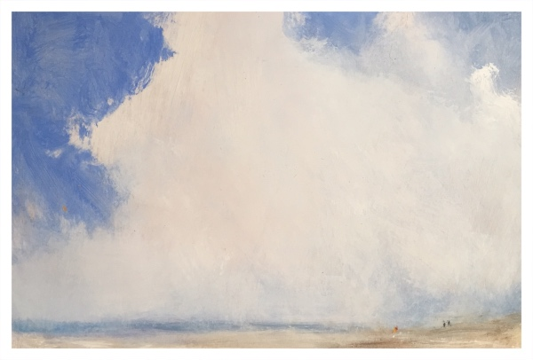 Summer Beachscape, Ian Mood