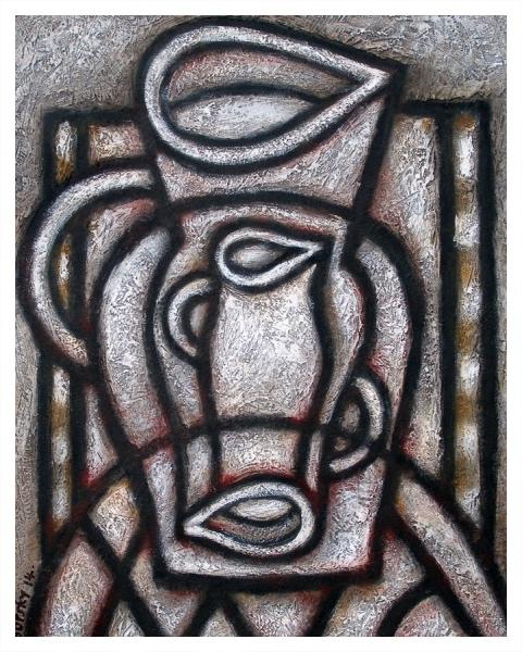Borsky, Jiri (1945 – ) Jug Special Relationship - Trent Art