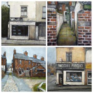 Celebrate Staffordshire with work by David Brammeld
