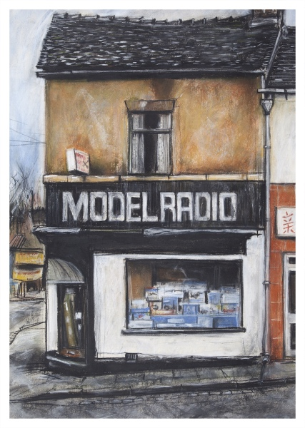 Model Radio, David Brammeld