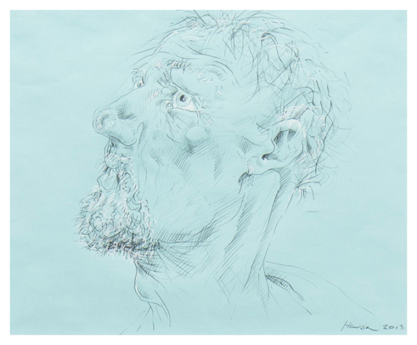 Peter Howson for sale at Trent Art