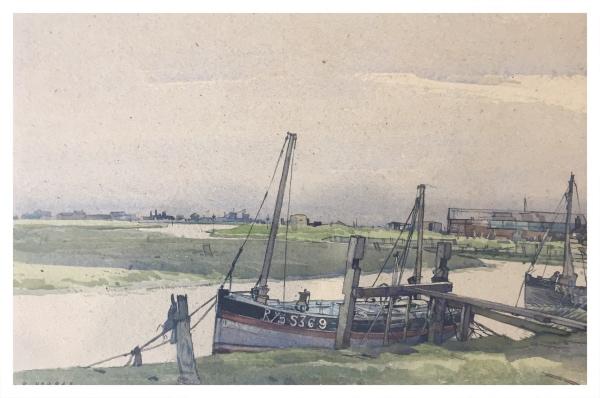 Haggar, Reginald George (1905–1988) Ramsey Isle of Man - Trent Art