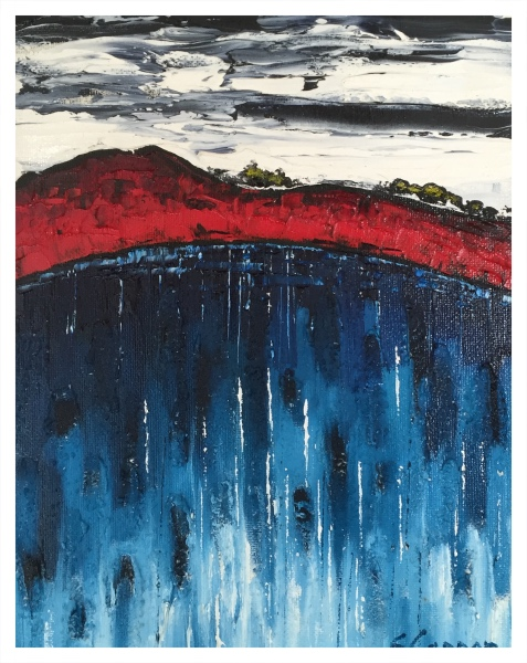 The Blue Lake II, Steve Capper
