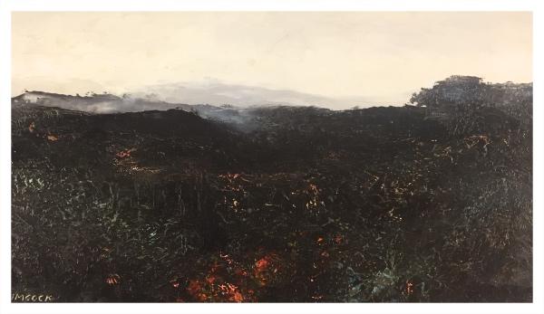 Dark Moorland, Jack Simcock
