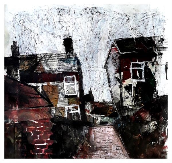 Pearsall, Ian R. (1967 – ) Entry (Packmoor, Stoke-On-Trent) - Trent Art