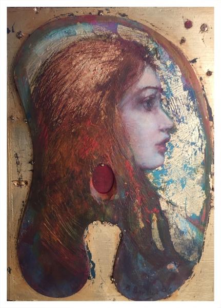 Barlow, Bohuslav (1947-) Venus Rising - Trent Art