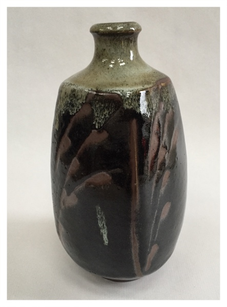 Griffiths, Mark ( ) Medium Square Vase - Trent Art