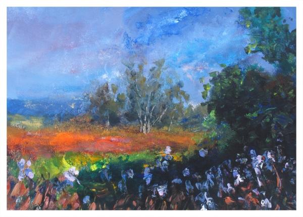 Halliday, Colin (1964 – ) Early Summer - Trent Art
