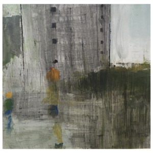 Rigby, Tonie (1955 – ) The Flats Came…..