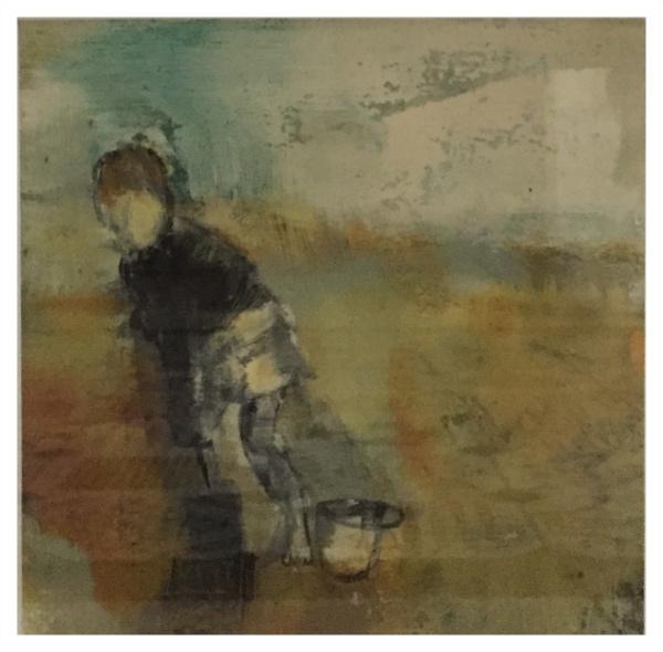 Rigby, Tonie (1955 – ) Mum - Trent Art