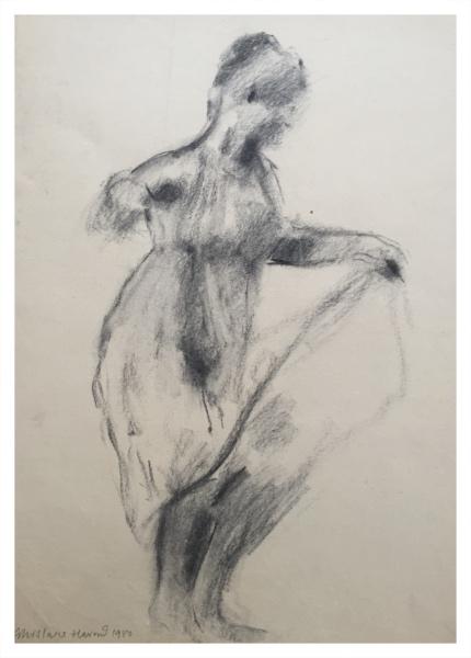 Dancing Women, Figure of Movement after Eadweard Muybridge, Ghislaine Howard