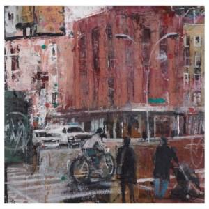 Bhatt, Akash (1972 – ) Sidewalk II