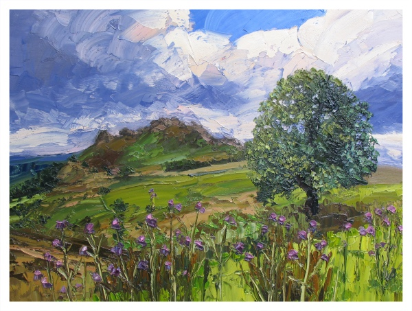 Halliday, Colin (1964 – ) The Roaches - Trent Art