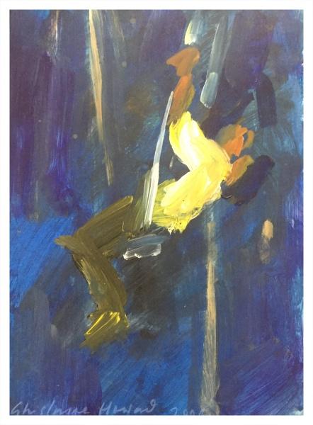 Howard, Ghislaine (1953 – ) Acrobat - Trent Art