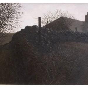 Simcock, Jack (1929-2012) Hedge & Wallscape