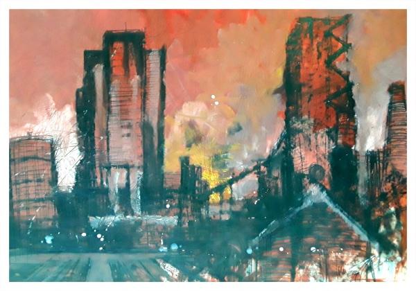Pearsall, Ian R. (1967 – ) Steel - Trent Art