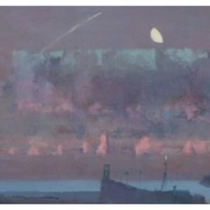 Cuming, Fred RA Hon.RBA NEAC Hon.ROI (1930 – ) Dawn, Rye Harbour Entry