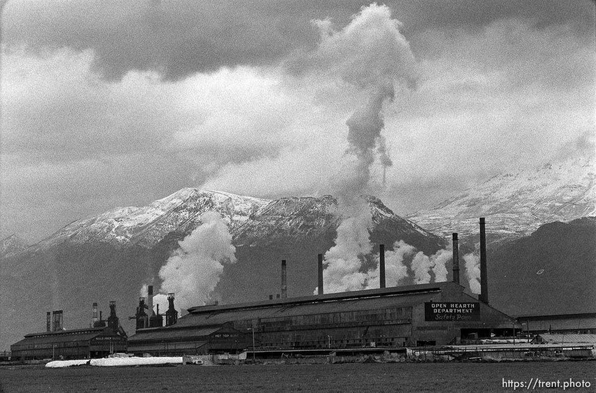 Geneva Steel mill