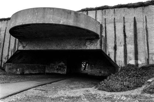 Battery Davis at Fort Funston.